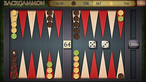 Backgammon free para Android