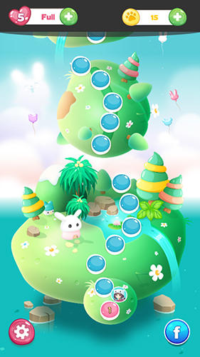 Fruit forest crush: Link 3 für Android