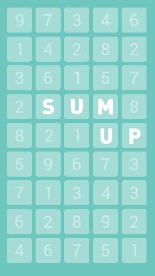 Sum up Screenshot