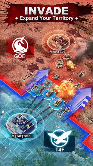War zone: World of rivals für Android
