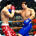 World tag team super punch boxing star champion 3D icono