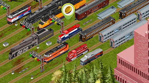 Chicago train: Idle transport tycoon para Android