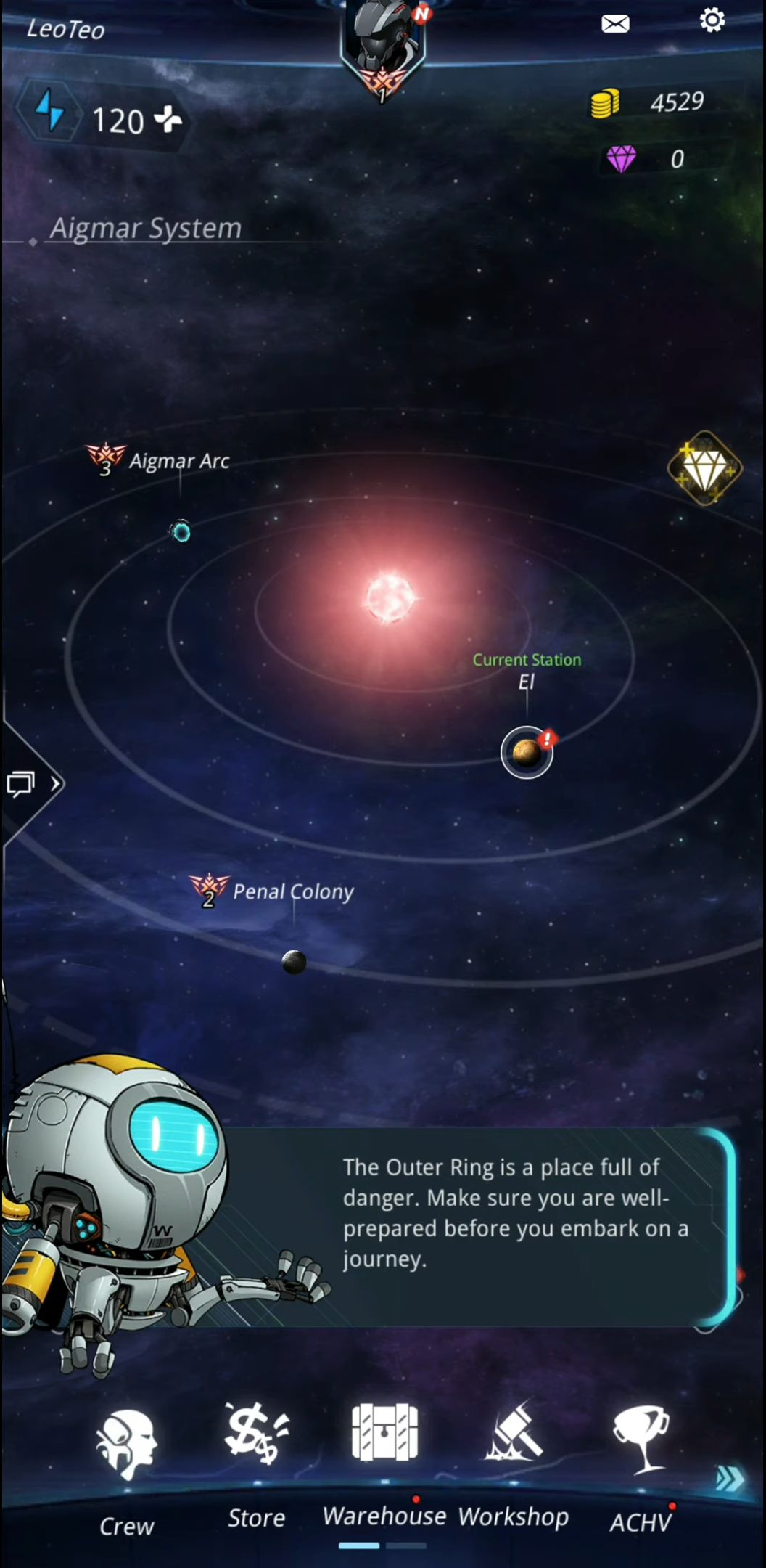 Stellar Hunter screenshot 1