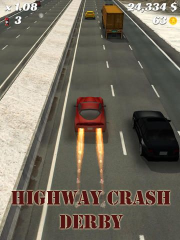 Highway Crash: Derby capturas de pantalla