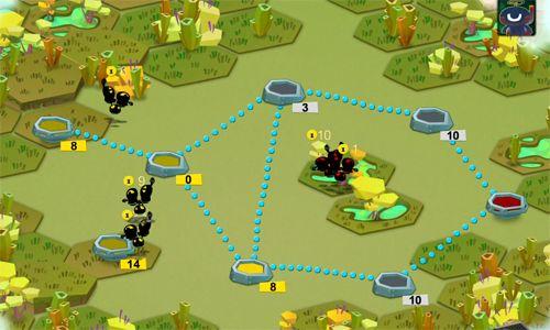 Скріншот Shadow war на iPhone