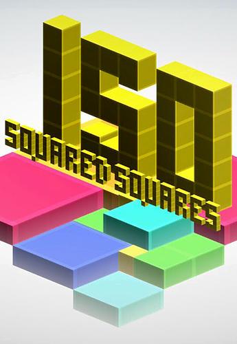 Иконка Isometric squared squares
