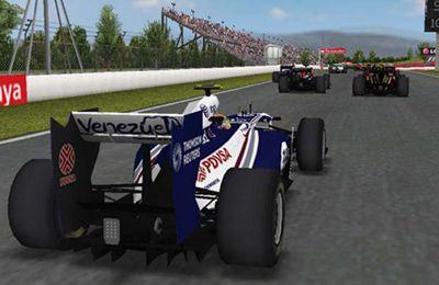 Fórmula 1 2011 para iPhone gratis