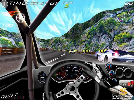 Speed racing ultimate 3 en français