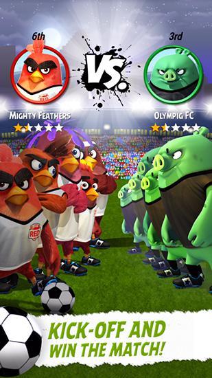 Angry birds: Goal! screenshot 1