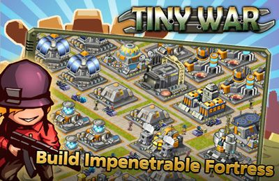 Strategy games: download Tiny War to your phone