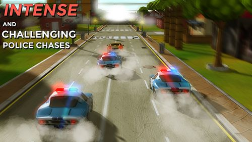 Multiplayer games: download Hotfoot: City racer to your phone