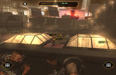 Deus Ex: La caída