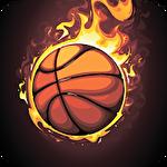 Basketball party shot: Multiplayer sports arcade Symbol