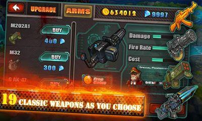 Jogos de ação Zombie Evilpara smartphone