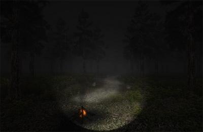 Capture d'écran Les Forêts Mystérieuses sur iPhone