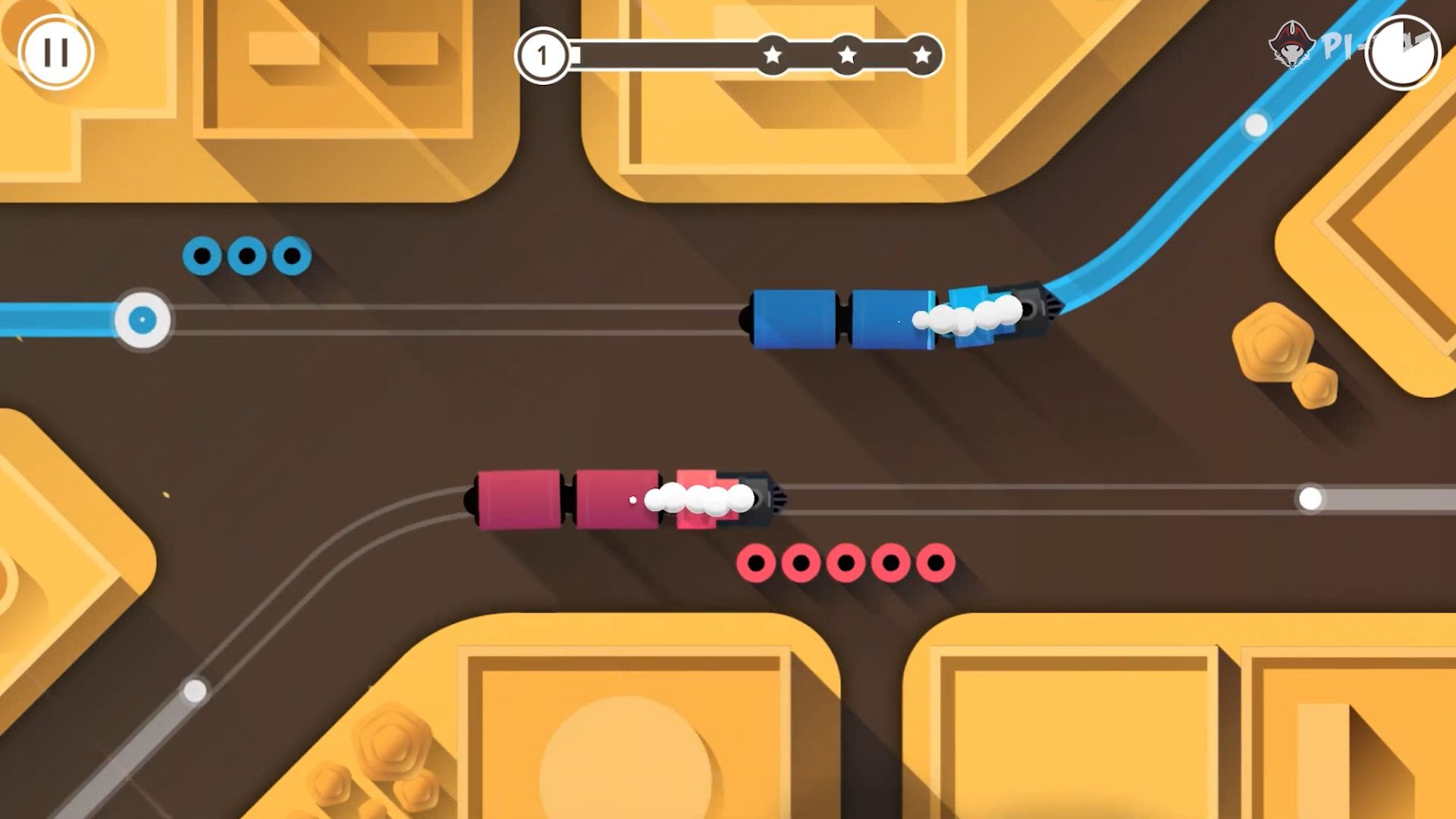 Railways captura de pantalla 1
