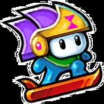 Time Surfer Symbol
