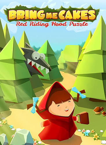 Bring me cakes: Little Red Riding Hood puzzle Screenshot