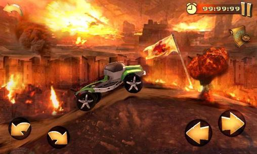 Offroad hill racing для Android