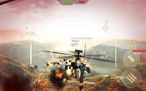 World of gunships screenshot 2