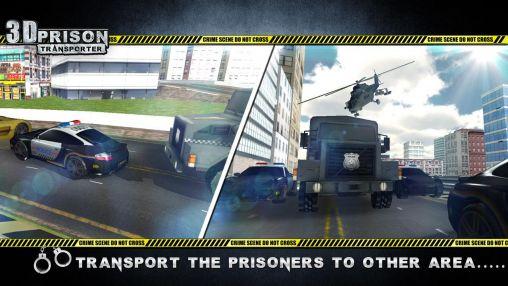 3D prison transporter screenshot 4
