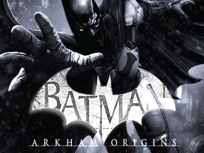 логотип Бэтмен: Летопись Аркхема