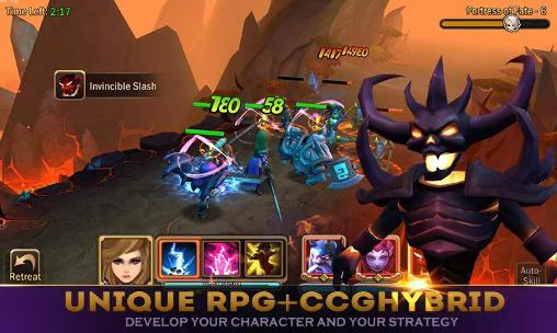 Heroes master for Android