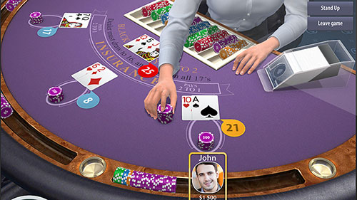Viber: Blackjack скриншот 4