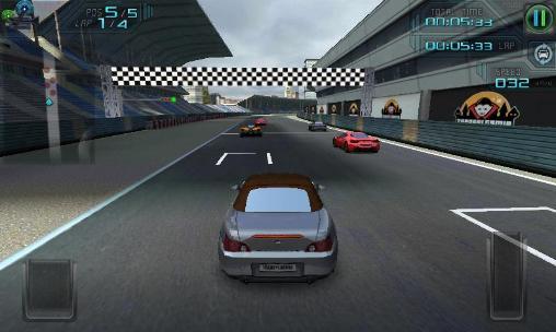 High speed 3D racing en français