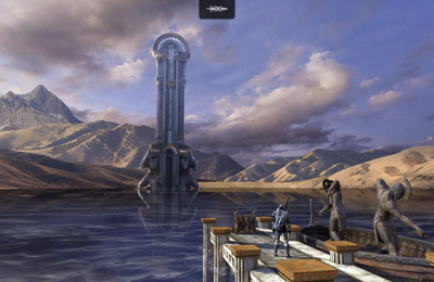 Fighting games: download Infinity Blade 3 to your phone