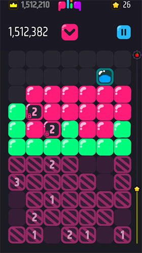 Pliq: A marvelous puzzle game auf Deutsch