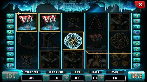 The vikings: Slot für Android