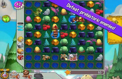 Arcade-Spiele: Lade Höhlenmania auf dein Handy herunter