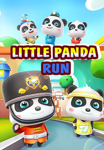 Little panda run Screenshot