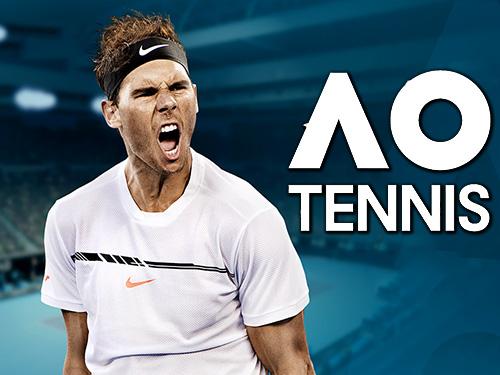 AO tennis game captura de pantalla 1