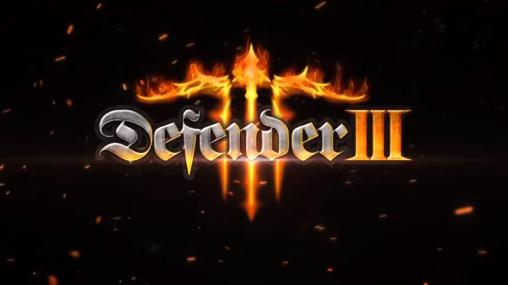 Defender 3 by DroidHen Screenshot