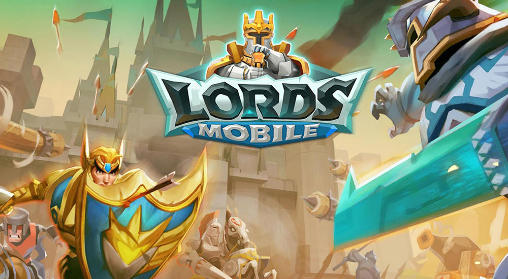 Lords mobile captura de tela 1