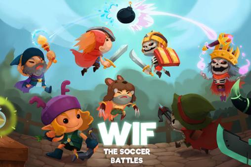 WIF: The soccer battles Screenshot