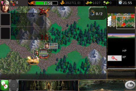 Jeux de stratégie Guerre du royaume