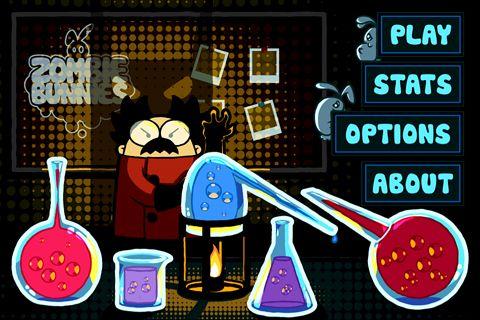 Arcade-Spiele: Lade Zombie Häschen auf dein Handy herunter