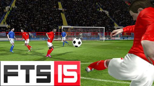 First touch soccer 2015 icono