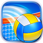 Иконка Volleyball champions 3D 2014