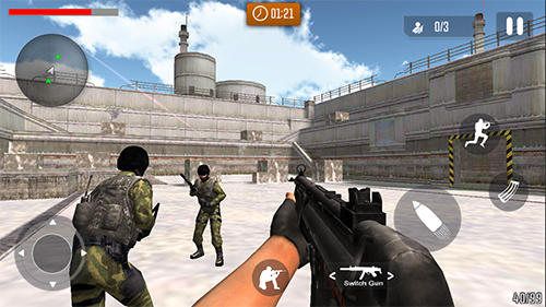 SWAT shooter für Android