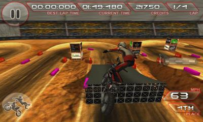 Freestyle Dirt bike para Android
