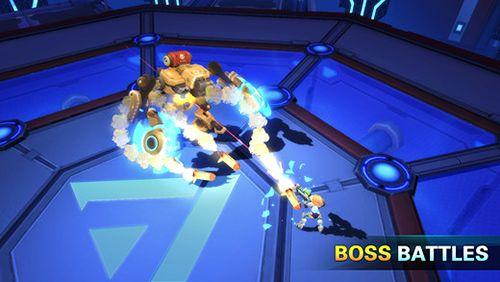 RPG-Spiele: Lade Bezwinger auf dein Handy herunter