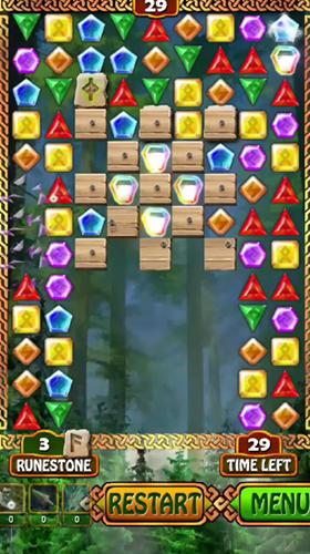 Jewels: Viking runestones für Android
