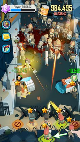 Zombie Dead spreading: Idle game 2 auf Deutsch
