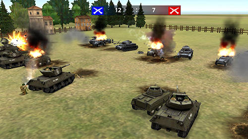 WW2 battle front simulator для Android