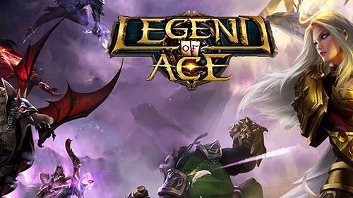 Legend of ace Screenshot