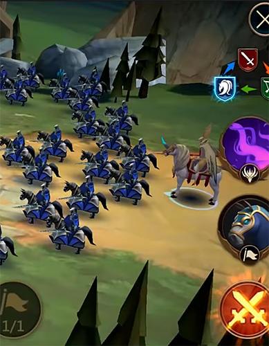 Strategische RPG-Spiele Mobile royale auf Deutsch